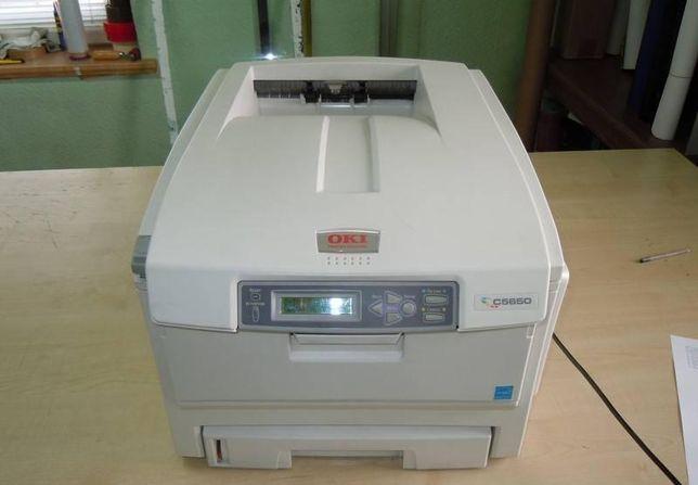 Impressora laser OKI C5650