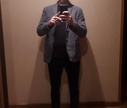 Чоловічий піджак з Італії (moscanueva)
