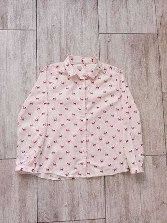 Рубашка Zara Girls 10 років, туніка Oshkosh 10 років