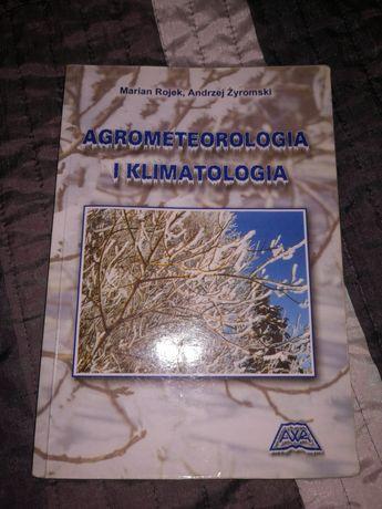 Książka Agrometeorologia i Klimatologia