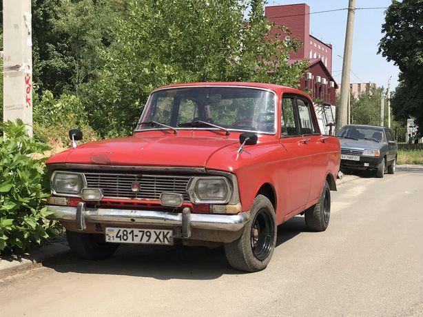 Москвич 412 1970