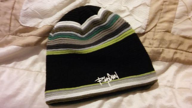 Ciepła czapka dla chłopca 6-7 lat