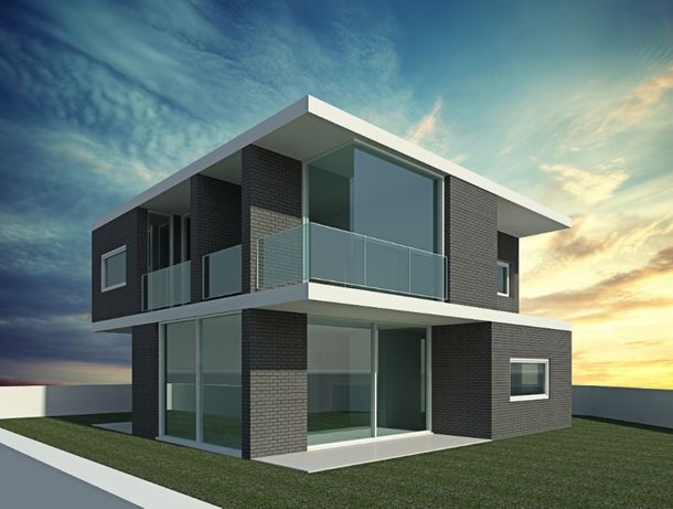 Terreno para construção de 1 moradia - 13m frente