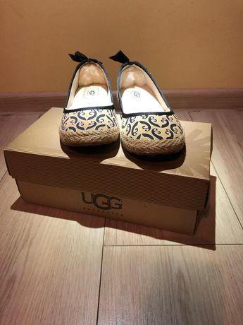 Baleriny buty UGG damskie nowe cichobiegi orginalne
