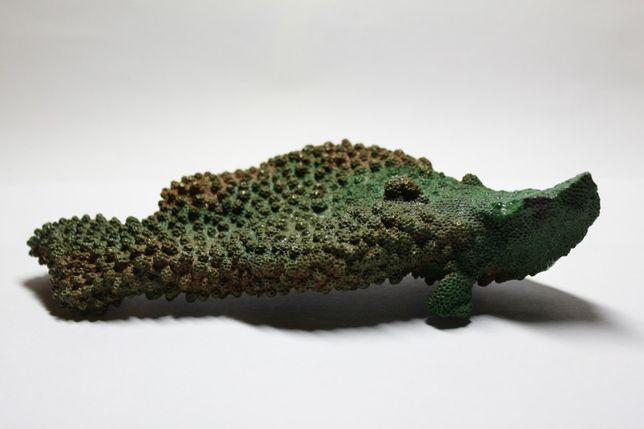 Натуральный Коралл в Форме Черепахи