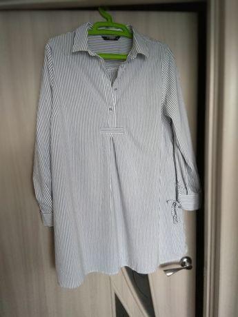 Рубашка, сорочка- плаття для вагітних