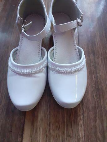 Buty do komunia Świętej