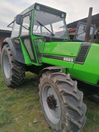 Ciągnik rolniczy Deutz 85 dx