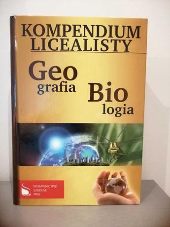 Kompendium licealisty Geografia Biologia