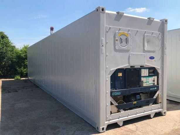Odnowione kontenery chłodnicze 40 HCRF / 12 m