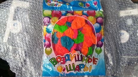 Воздушные шарики (пачка 100 шт)