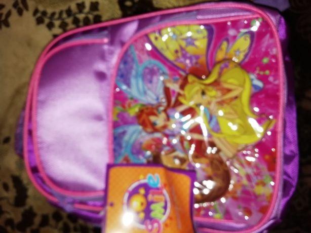 Школьній рюкзак фирмы Smile для девочки