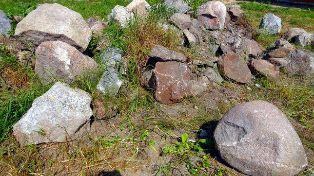 Kamienie, głazy