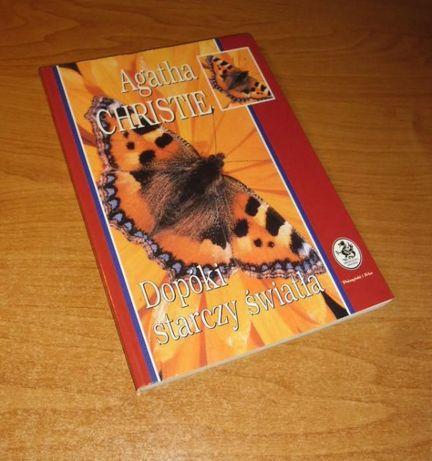 Agatha Christie - Dopóki starczy światła (Prószyński)