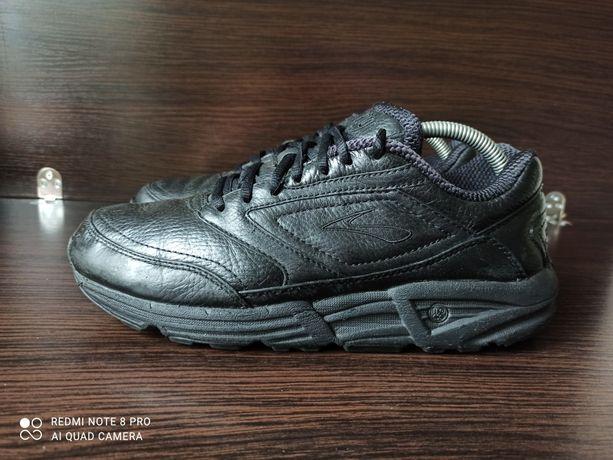 Мужские кроссовки Brooks Addiction Walker. Р 44 на 28 см. кожаные.
