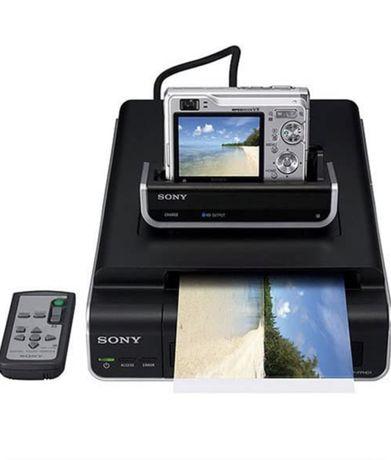 Sony Impressora Fotografia