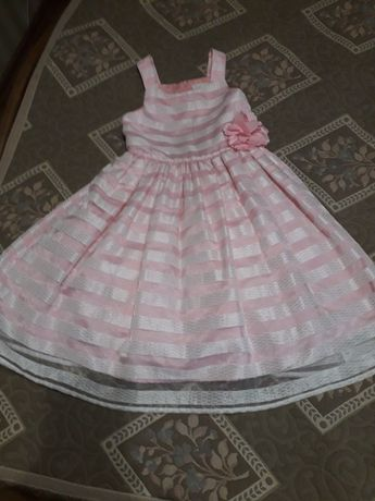 Нарядное платье для девочки 4-5 лет на утренник Coolclub рост 110