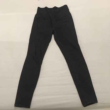 Spodnie ciążowe H&M czarne 38