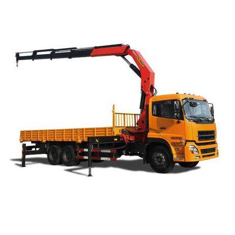 Transport ciężarowy HDS  , Autolaweta ciężarowa - od ręki