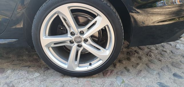 Sprzedam felgi aluminiowe Audi A4 19