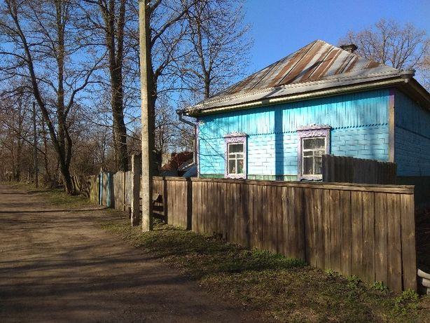 Домик в деревне недорого ( 140 км. от Киева и Чернигова ) с землей