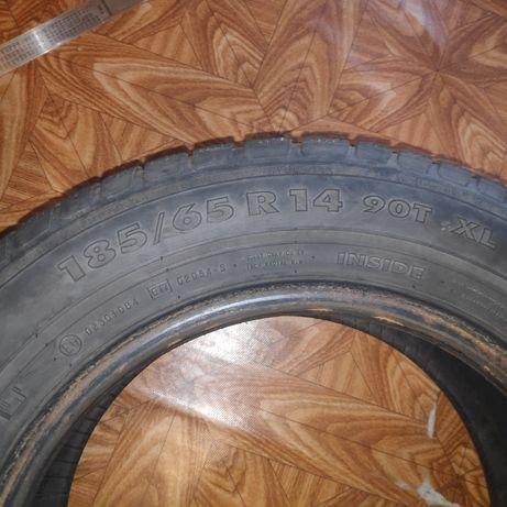 Зимняя резина Nokian r 14, 185/65/r14, р 14. Одно колесо