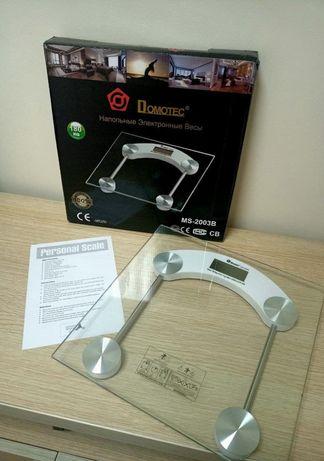Напольные весы с сенсором для веса до 150 килограмм уникальные