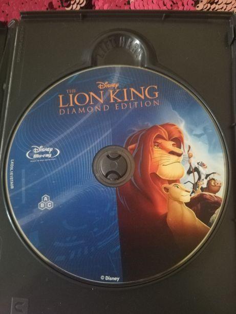 The Lion King (Król Lew) (Disney) [Blu-Ray]