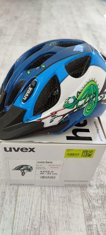 Uvex hero kask rowerowy 49-54 cm