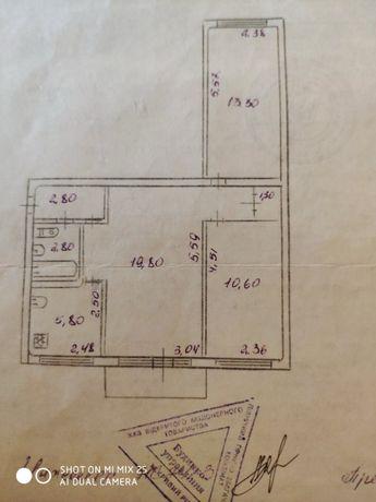 Продам 3-х комнатную квартиру на СевГОКе