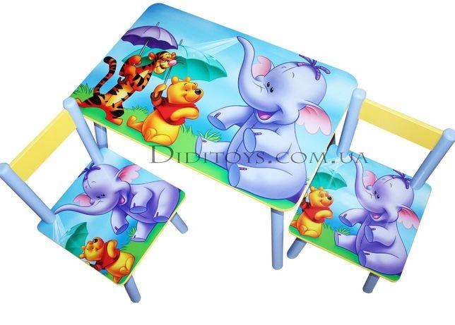 Детский стол ( столик ) Слоненок ( варианты) от производителя