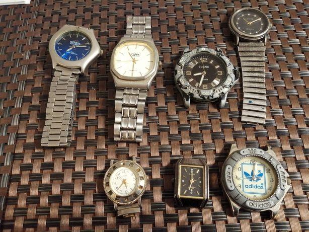 Zegarki różne misz masz
