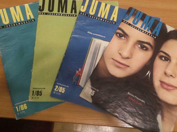 Juma das Jugendmagazin