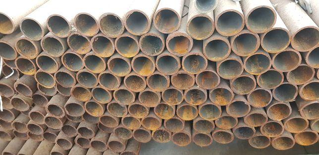 rury stalowe 1,25 cal - długość ,1600 mb., gruba ścianka