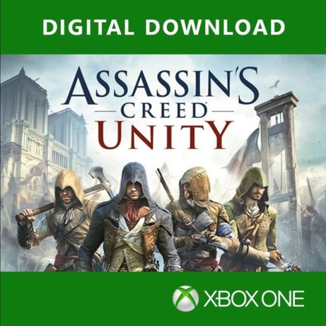 Assassin's Creed Unity xbox one ,series s,x