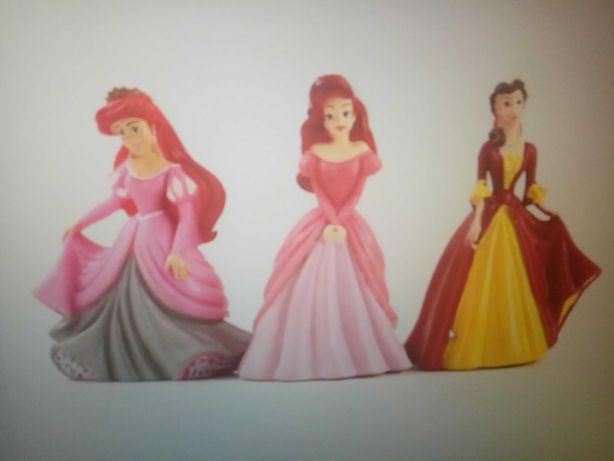 Zestaw 10 sztuk figur Księżniczka Wróżka Chrzestna