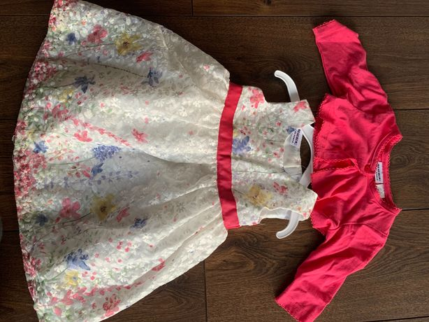 Sukienka dziecięca rozmiar 2 lata