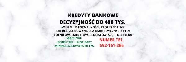 Kredyty bankowe z decyzyjnością