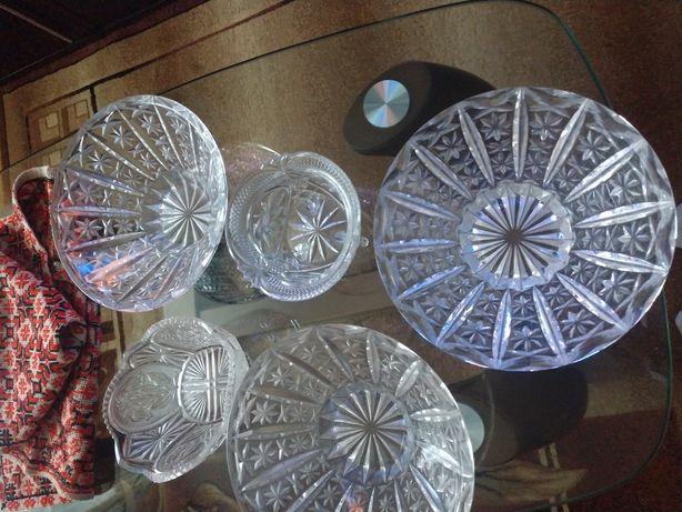 Кришталева ваза