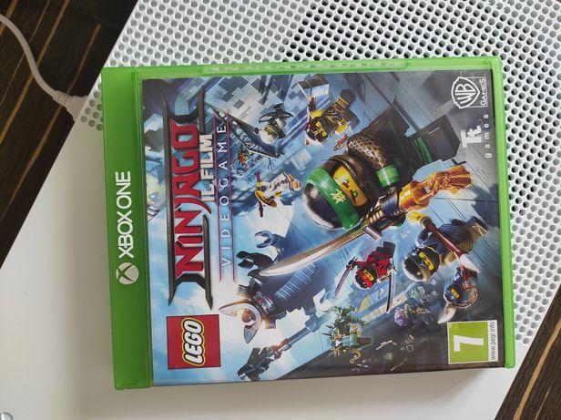 Gra lego ninjago na xbox one