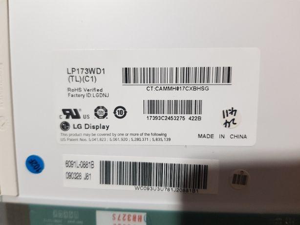 Матрица 17.3 40 пин led 4000 р