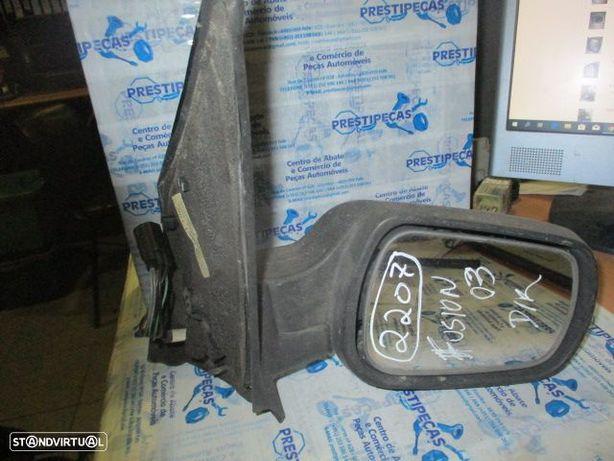 Espelho ESP2207 FORD / FUSION / 2003 / DRT / ELETRICO / 6 PINOS /