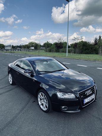 Audi A5 3.0 TDI Bang&Olufsen Keyless Go zamiana