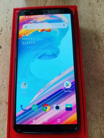 OnePlus 5t A5010 Midnight Black 128 GB
