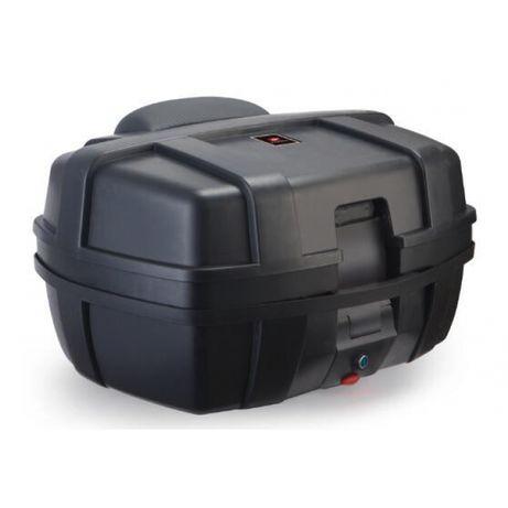 Mala Bagageira grande 2 capacetes com encosto NOVA Topcase Top Case