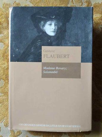 Gustave Flaubert - Madame Bovary & Salammbô