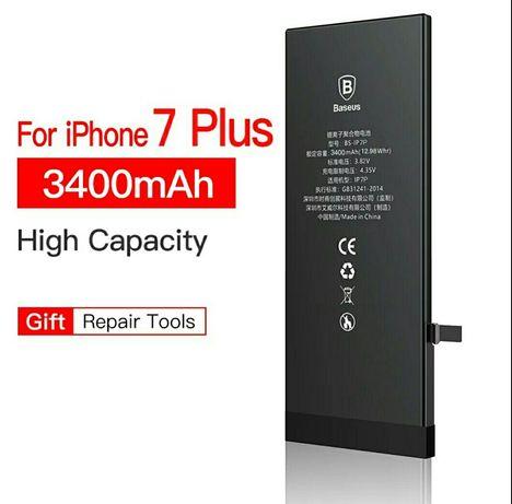 Батарея Baseus для Iphone 7 Plus 3400 mAh