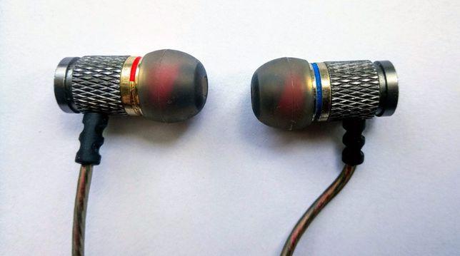Качественные наушники KZ EDR1 с микрофоном