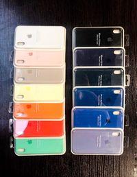 Apple Silicone Case do Iphone Xs Max Różne kolory/Wysyłka/Sklep
