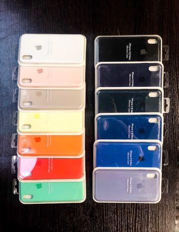 Apple Silicone Case do Iphone Xs Max Rózne kolory , Wysyłka , SKLEP